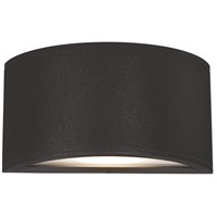 Olympus LED 5 inch Black Outdoor Wall Sconce