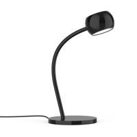 Kuzco Lighting TL46615-GBK Flux 15 inch 8.5 watt Black Desk Lamp Portable Light