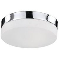 Kuzco Lighting FM2011-CH Lomita LED 11 inch Chrome Flush Mount Ceiling Light
