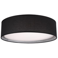 Kuzco Lighting FM7916-BK Dalton LED 16 inch White Flush Mount Ceiling Light