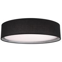 Kuzco Lighting FM7920-BK Dalton LED 20 inch White Flush Mount Ceiling Light
