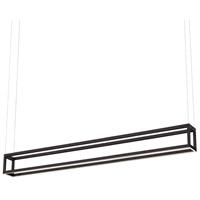 Kuzco Lighting LP34448-BK Plaza 5 inch Black Pendant Ceiling Light