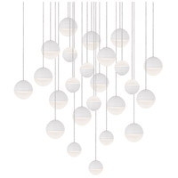 Kuzco Lighting MP10524-WH Supernova LED 25 inch White Pendant Ceiling Light