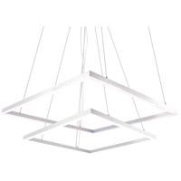 Kuzco Lighting MP62255-WH Piazza LED 55 inch White Pendant Ceiling Light