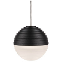 Kuzco Lighting PD10501-BK Supernova LED 5 inch Black Pendant Ceiling Light