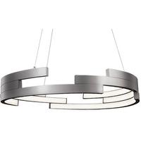 Kuzco Lighting PD12732-BN Anello LED 32 inch Brushed Nickel Pendant Ceiling Light