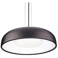 Kuzco Lighting PD13124-BK Beacon LED Black Pendant Ceiling Light