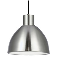 Kuzco Lighting PD1712-BN Chroma LED 12 inch Brushed Nickel Pendant Ceiling Light