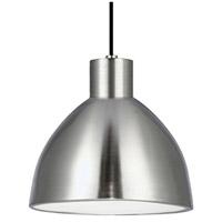 Kuzco Lighting PD1712-BN Chroma LED 12 inch Brushed Nickel Pendant Ceiling Light