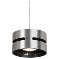 Kuzco Lighting PD6705-BN Oxford LED 5 inch Brushed Nickel Pendant Ceiling Light