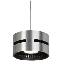 Kuzco Lighting PD6705-BN Oxford LED 5 inch Brushed Nickel Pendant Ceiling Light