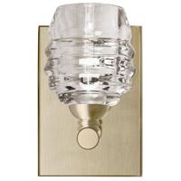 Kuzco Lighting VL52105-VB Signature LED 12 inch Vintage Brass Vanity Light Wall Light