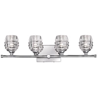 Kuzco Lighting VL52125-CH Citadel LED 25 inch Chrome Vanity Light Wall Light
