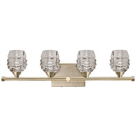 Kuzco Lighting VL52125-VB Citadel LED 25 inch Vintage Brass Vanity Light Wall Light