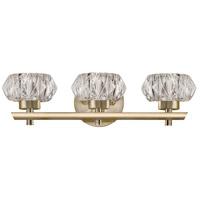 Kuzco Lighting VL54216-VB Signature LED 16 inch Vintage Brass Vanity Light Wall Light