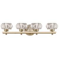 Kuzco Lighting VL54222-VB Basin LED 22 inch Vintage Brass Vanity Light Wall Light