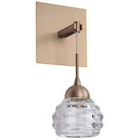 Kuzco Lighting WS54501-VB Signature LED 5 inch Vintage Brass Wall Sconce Wall Light