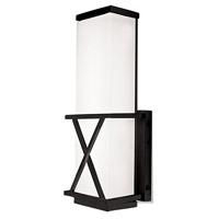 Kuzco Lighting WS7012-BK X-calibur LED 5 inch Black Wall Sconce Wall Light