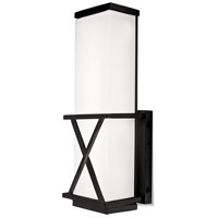 Kuzco Lighting WS7012-BK X-Calibur LED 5 inch Black Sconce Wall Light