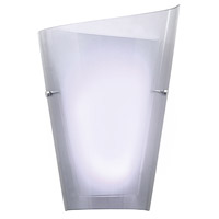 Kuzco Lighting WS99013R-SM Calla LED 9 inch Smoked Sconce Wall Light