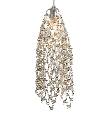 Lbl lighting mademoiselle 1 light low voltage pendant in satin lbl lighting mademoiselle 1 light low voltage pendant in satin nickel hs678cgsc1afsj aloadofball Image collections