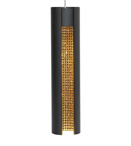 LBL Lighting Dolly 1 Light Low Voltage Pendant In Satin Nickel HS699BLGDSCLEDMRL