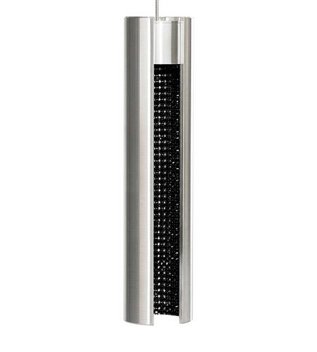 LBL Lighting HS699SCBLSCLEDMRL Dolly LED Satin Nickel Low Voltage Pendant Cei