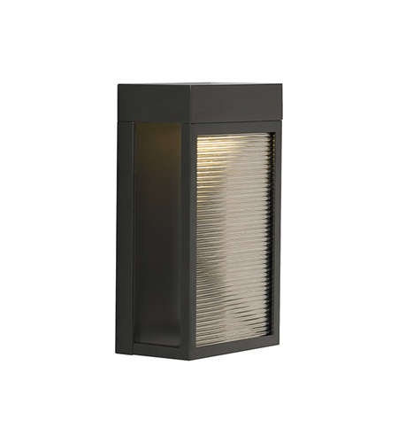 Lbl lighting moi 1 light outdoor wall in smoke bronze od732smbzled277w