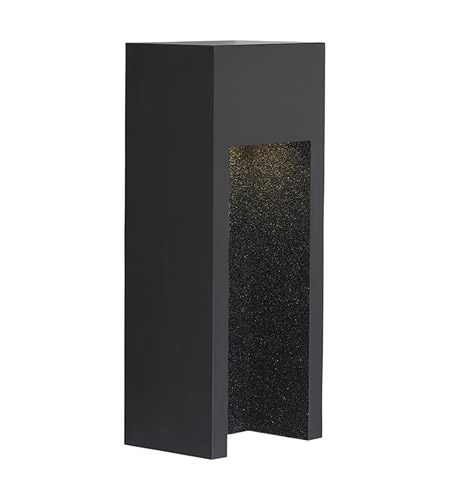 Black Composite Outdoor Wall Lights