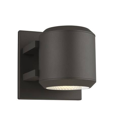 Bronze Aspenti Outdoor Wall Lights