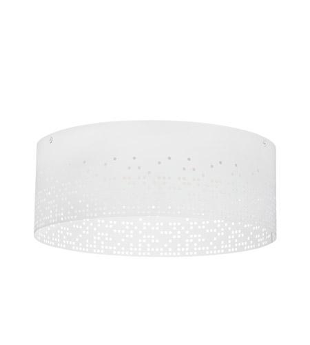 Lbl Lighting Fm961whled930 Crossblend Led 13 Inch White Flush Mount Ceiling Light