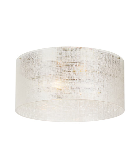 Lbl lighting fm972lnscled823 vetra led 13 inch satin nickel flush mount ceiling light