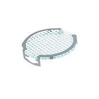 LBL Lighting Lens Clip Single Grid Diffuser in Silver A05SI