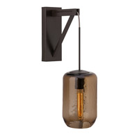 Clifton 12 inch Bronze Wall Wall Light