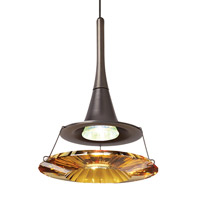 LBL Lighting HS337AMSC1A35MPT Dimensions 1 Light 4 inch Satin Nickel Low-Voltage Pendant Ceiling Light in Amber (Dimensions) Monopoint