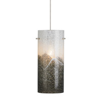Dahling 1 Light 3 inch Satin Nickel Low-Voltage Mini Pendant Ceiling Light in 50W, Xenon, Fusion Jack (no canopy)