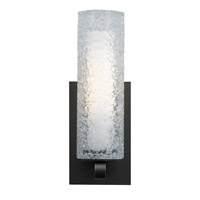 Rock Candy 1 Light 4 inch Bronze Wall Sconce Ceiling Light in Clear (Rock Candy)