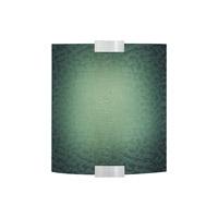LBL Lighting Omni 1 Light Wall in Silver JW559BBUSI2D