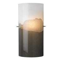 LBL Lighting Dahling 1 Light Wall in Satin Nickel LW622GOSCLED