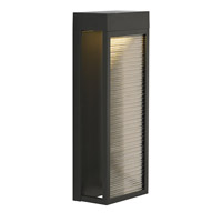 LBL Lighting Moi 1 Light Outdoor Wall in Smoke/Bronze OD733SMBZLEDW
