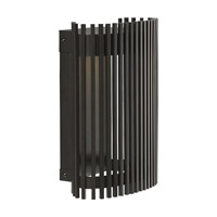 Upstate LED 11 inch Bronze Outdoor Wall in 277V