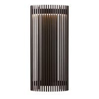 LBL Lighting Upstate 1 Light Outdoor Wall in Bronze OD791BZLED277W
