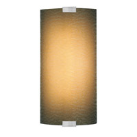 LBL Lighting Omni 1 Light Wall in Silver PW561BAMSICF1HE