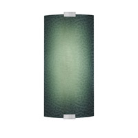 LBL Lighting Omni 1 Light Outdoor Wall in Silver PW561BBUSICF1HEW