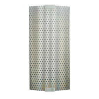 Omni 1 Light 8 inch Silver ADA Wall Wall Light in Dry, Metal Meta, 277V