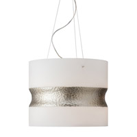 LBL Lighting Vera 3 Light Suspension Light in Satin Nickel SU776OSSCCF