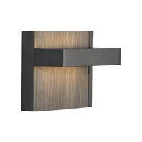 Ashland LED 6 inch Bronze ADA Wall Wall Light in Grey Oak, 277V