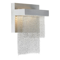 Camelot LED 6 inch Stainless Steel/Satin Nickel ADA Wall Wall Light in 277V
