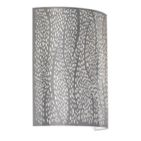 LBL Lighting Rami 1 Light Wall in Stainless Steel WS722SSLED