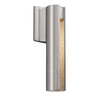 LBL Lighting WS765SCCRLED277 Dolly LED 5 inch Satin Nickel ADA Wall Wall Light in Clear Crystal Interior, 277V